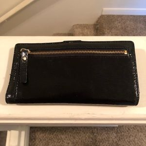 kate spade Bags - KATE SPADE Jackson Street Patent Leather Wallet